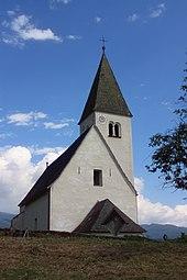 Guttaring - Church in Deinsberg1.JPG