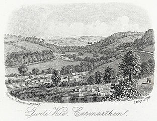 Gwili Vale, Carmarthen
