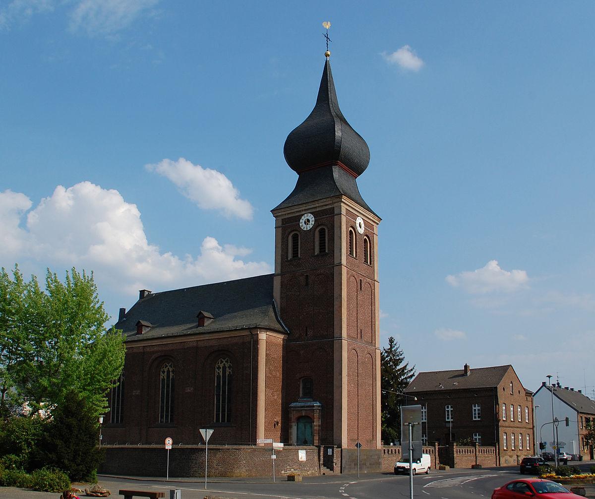 St. Kunibert (Gymnich) – Wikipedia