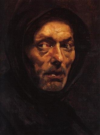 Nikolaos Gyzis - Image: Gysis Nikolaos Capuchin