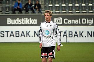 Håvard Storbæk Norwegian footballer