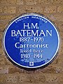 H.M. BATEMAN 1887-1970 Cartoonist lived here 1910-1914.jpg