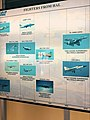 HAL projects and timelines at HAL Heritage Centre, Bengaluru, India (Ank Kumar) 01.jpg