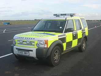 Highways England Traffic Officer Service - A typical Highways England Traffic Officer vehicle
