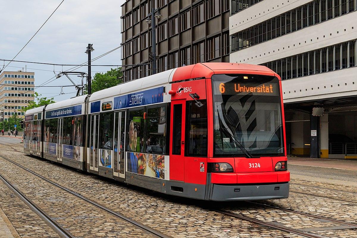tram van bremen wikipedia