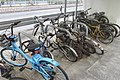 HK 屯門 Tuen Mun 海榮路 Hoi Wing Road bike parking Dec-2017 IX1 Loco.jpg
