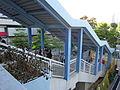 HK 牛頭角下邨 Lower Ngau Tau Kok Estate footbridge covered stairs Nov-2015 DSC.JPG