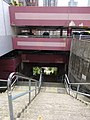 HK Aberdeen 石排灣 Shek Pai Wan 漁光道 45 Yue Kwong Road 漁暉苑 Yue Fai Court outdoor stairs May 2016 DSC.JPG