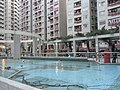 HK Hung Hom 家維邨 Ka Wai Chuen central park water pool Jan-2013.JPG