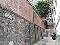 HK SYP 西營盤 Sai Ying Pun 高街 High Street brick wall 東邊街 Eastern Street April 2020 SS2 11.jpg