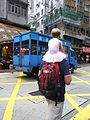 HK Sheung Wan Hillier Street visitors father shoulder n Daughter Aug-2012.JPG