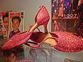 HK Sheung Wan Po Yan Street shop art gallery Para Site Art Space June-2013 高跟鞋 Red shoes Leslie Cheung.JPG
