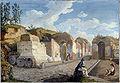 Hackert, Das Herkulaner Tor in Pompeji, 1794.jpg