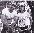 Hal Johnson and Joanne McLeod - First Shoot Day July 1988.jpg