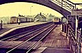Haltwhistle station dmus for Newcastle and Alston.jpg