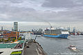 Hamburg Hafen Quantum of the Seas Kreuzfahrtterminal 7159 Torsten Baetge.JPG