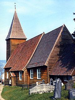 Hamre Church Church in Vestland, Norway