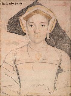 Frances de Vere, Countess of Surrey English countess