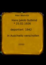 Hans Jakob Gutkind