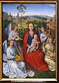 Hans Memling - Virgin and Child with Musician Angels - WGA14897.jpg