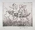 Hans Thoma - Zwei Amoretten reiten auf Grashüpfern.jpg