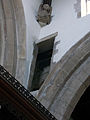 Harlaxton Ss Mary and Peter - interior rood loft upper opening.jpg