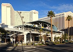 Harrah's and The Linq station 2.jpg