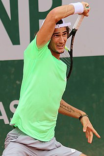Lloyd Harris (tennis) South African tennis player
