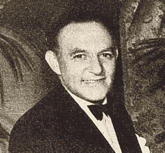 Harry Cohn - Harry Cohn, circa 1938