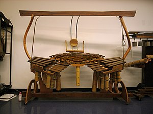 Montclair State University - The unique instruments of Harry Partch are housed in the Harry Partch Institute at Montclair State