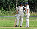 Hatfield Heath CC v. Thorley CC on Hatfield Heath village green, Essex, England 23.jpg