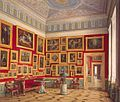 Hau. Interiors of the New Hermitage. The Study of Italian Art. 1860. 1.jpg