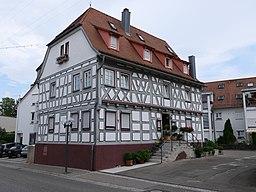 Hauptstraße in Fellbach