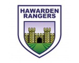 Hawarden Rangers F.C. - Image: Hawarden Rangers Logo
