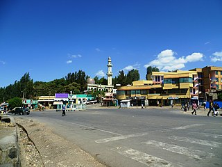 Hayq, Ethiopia Place in Amhara, Ethiopia