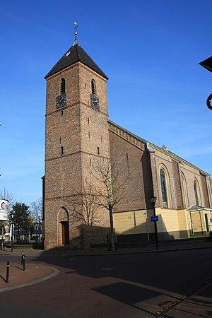 Heino, Netherlands - Heino church: de Nederlands Hervormde Zaalkerk