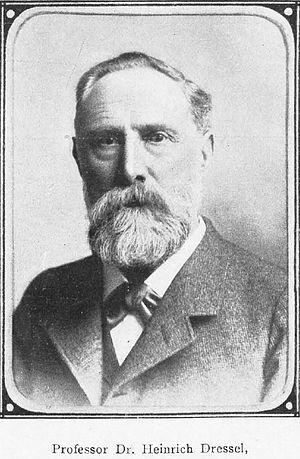 Heinrich Dressel - Heinrich Dressel (1907)