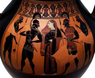 Helen of Troy Daughter of Zeus in Greek Mythology