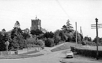 Helions Bumpstead - Helions Bumpstead in 1960