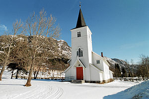 Hemsedal - Hemsedal Church