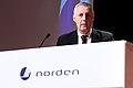 Henrik Dam Kristensen vid Nordiska Radets session i Reykjavik. 2010-11-04 (2).jpg