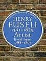 Henry Fuseli 1741-1825 artist lived here 1788-1803.jpg