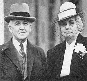 Henry H. Blood - Henry and Minnie Blood