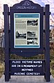 Heppner Oregon History Marker 01.jpg