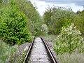 Hermann-Hesse-Bahn, S-Bahn Fertigstellung spätestens 2019 geplant ehemalig-Württembergische Schwarzwaldbahn, Stuttgart Calw, eröffnet 1872, eingestellt 1983 - panoramio (5).jpg