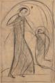 Hermann Stenner Figurale Szene (Taufe Christi).png