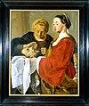 Herodias mutilating the head of St John the Baptist Wellcome L0019707.jpg