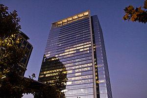 Hess Tower - Image: Hess Towerin Houston