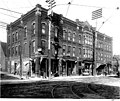 Heussey Building, corner of 3rd Ave and Pike St, Seattle (CURTIS 165).jpeg
