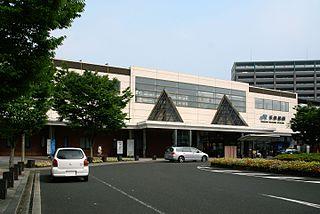 Higashi-Maizuru Station Railway station in Maizuru, Kyoto Prefecture, Japan